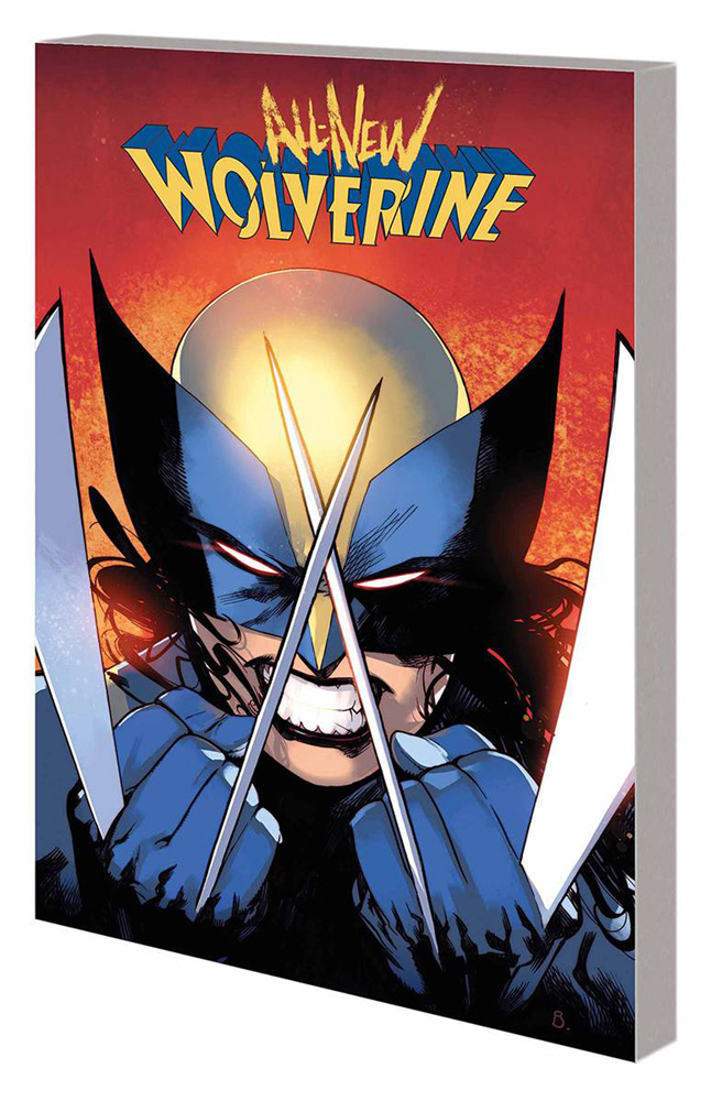 Image: All-New Wolverine Vol. 01: The Four Sisters SC  - Marvel Comics