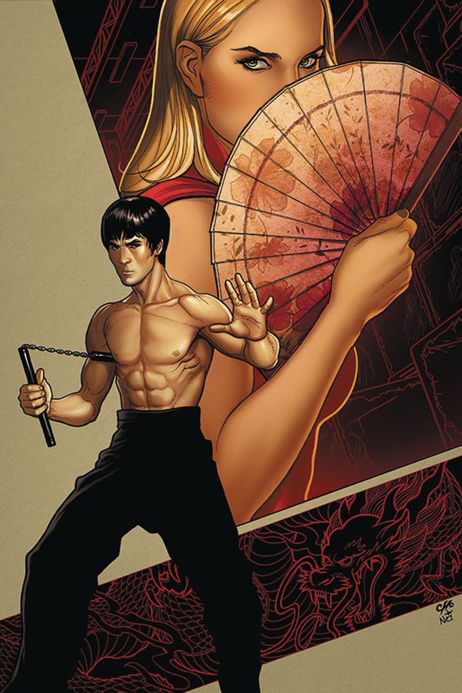 Image: Bruce Lee: The Dragon Rises #1 (cover B - Cho)  [2016] - Darby Pop