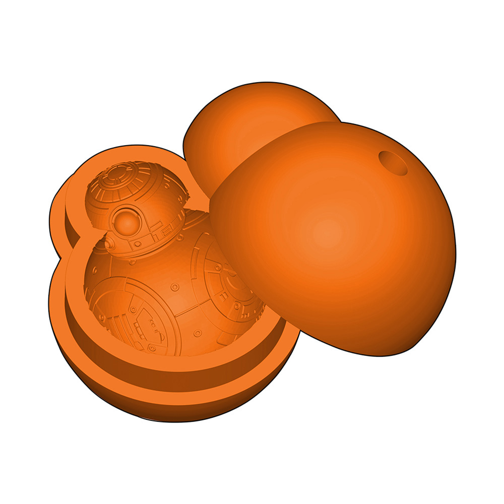 Star Wars Silicone Tray: BB-8  - Koto Inc.