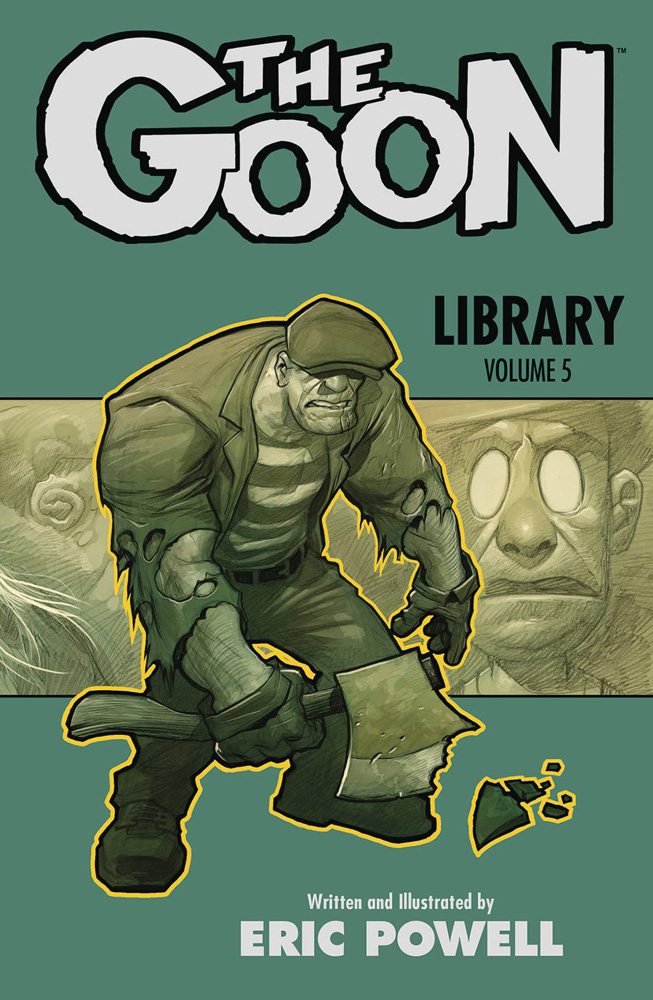 Image: Goon Library Vol. 05 HC  - Dark Horse Comics
