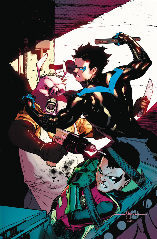 Image: Nightwing #18  [2017] - DC Comics
