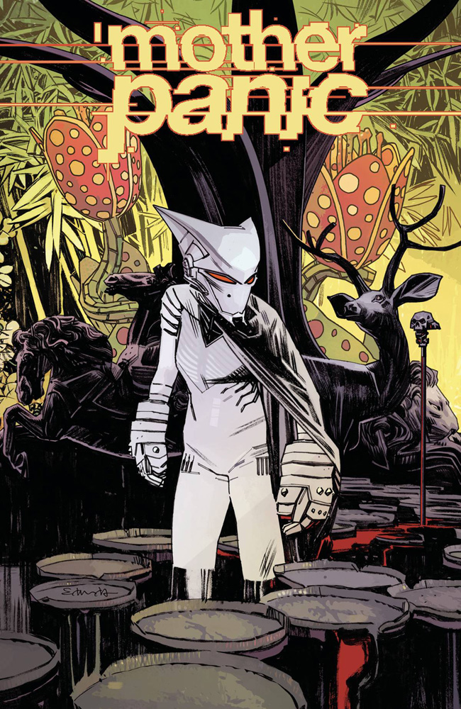 Image: Mother Panic #6  [2017] - DC Comics -Young Animal