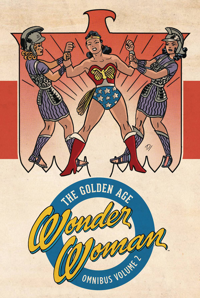 Image: Wonder Woman: The Golden Age Omnibus Vol. 02 HC  - DC Comics