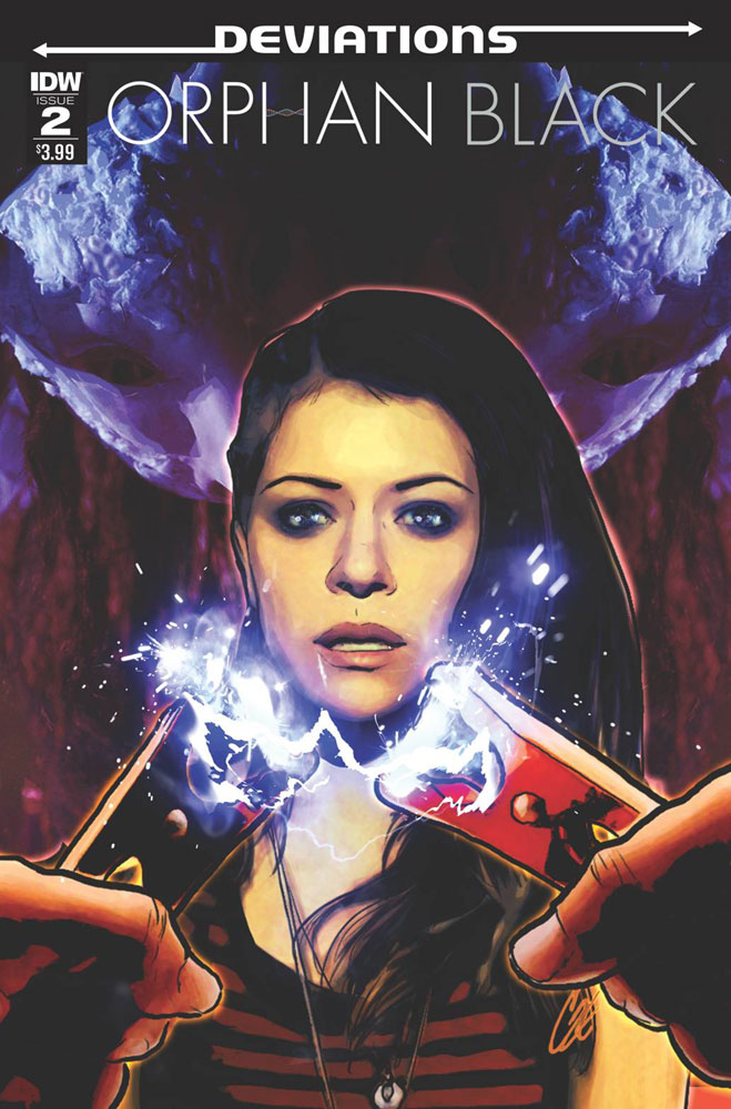 Image: Orphan Black: Deviations #2  [2017] - IDW Publishing