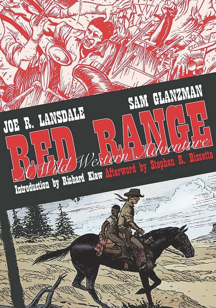 Image: Red Range: A Wild Western Adventure HC  - IDW Publishing