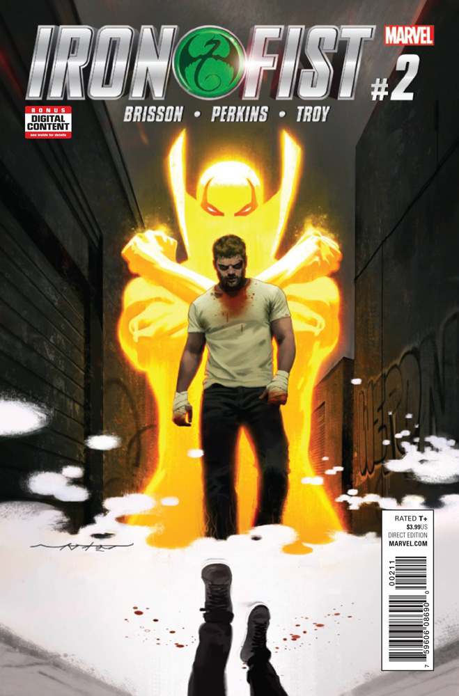 Image: Iron Fist #2  [2017] - Marvel Comics