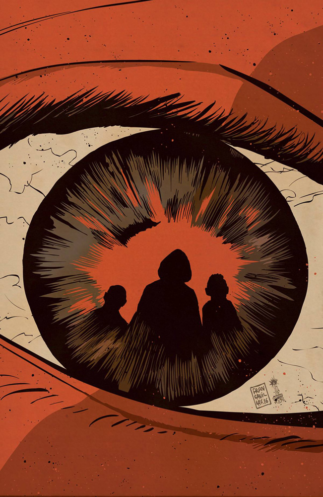 Image: Black-Eyed Kids Vol. 02: The Adults SC  - Aftershock Comics