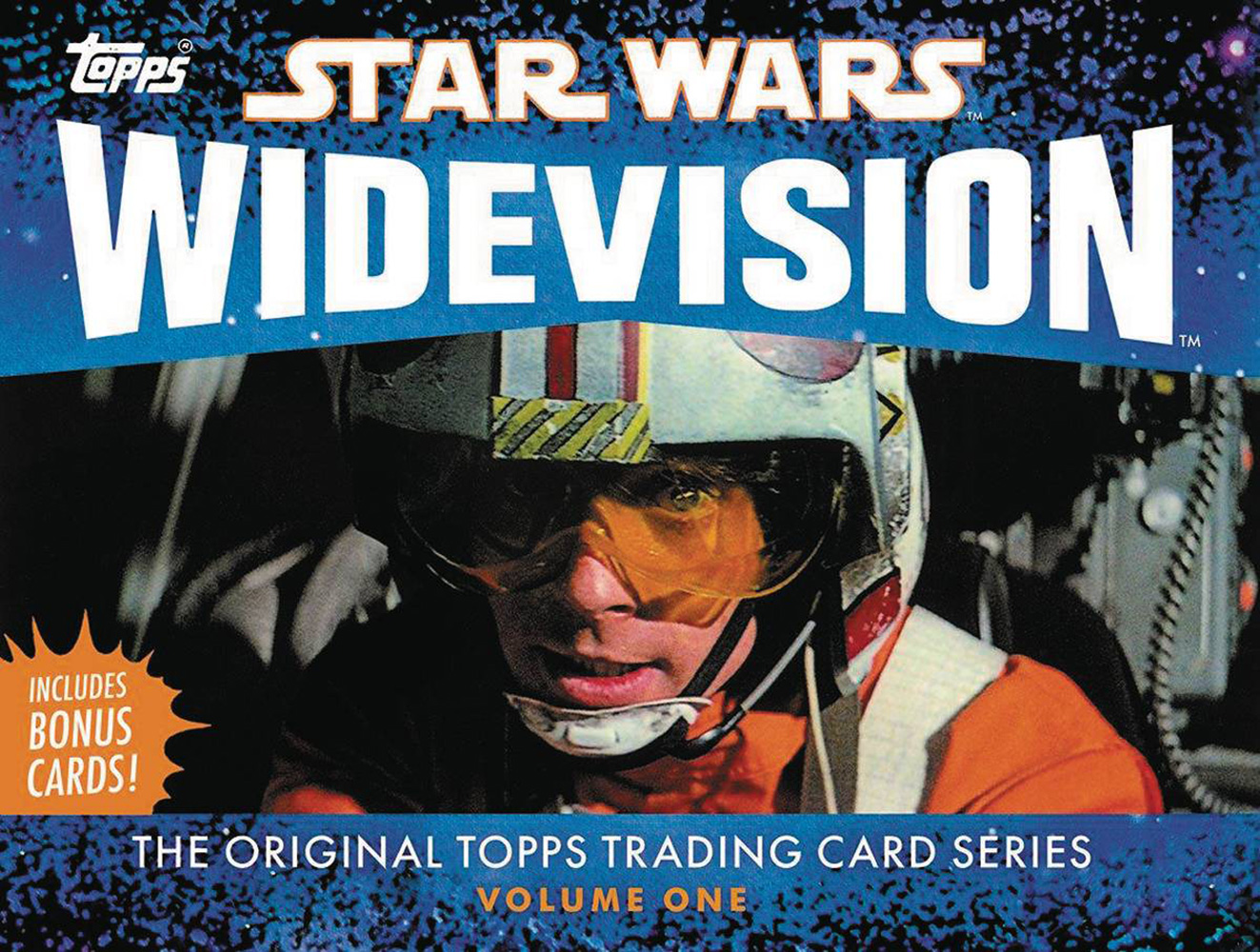 Image: Star Wars Widevision: The Original Topps Trading Card Series Vol. 01 HC  - Abrams Comicarts