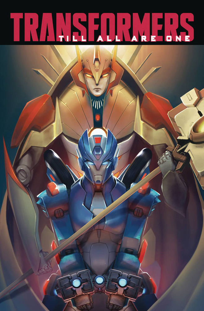 Image: Transformers: Till All Are One Vol. 03 SC  - IDW Publishing