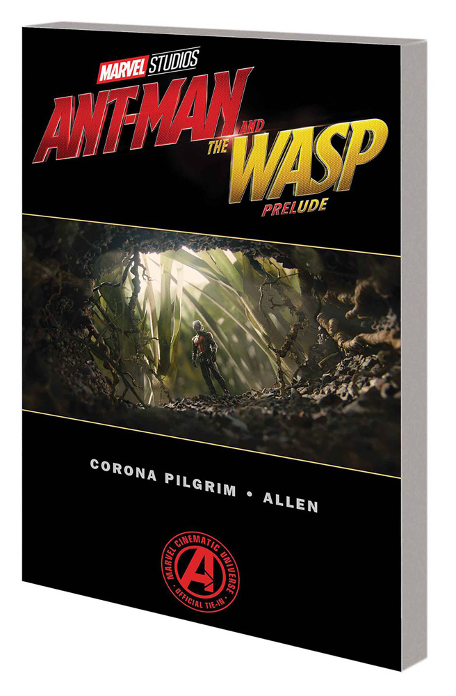 Image: Marvel's Ant-Man and the Wasp Prelude SC  - Marvel Comics