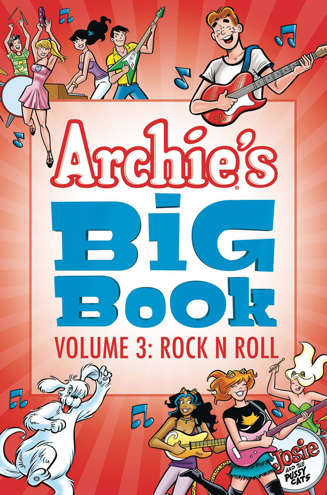 Image: Archie's Big Book Vol. 03: Rock 'N' Roll SC  - Archie Comic Publications