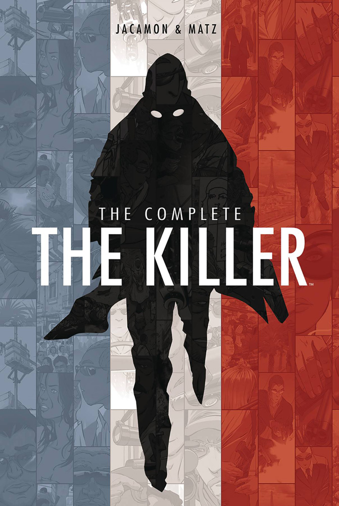 Image: Complete the Killer SC  - Boom! Studios