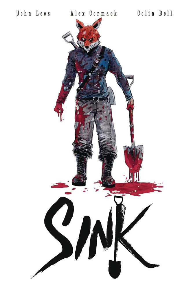 Image: Sink Vol. 01: Welcome to Glasgow SC  - Comixtribe