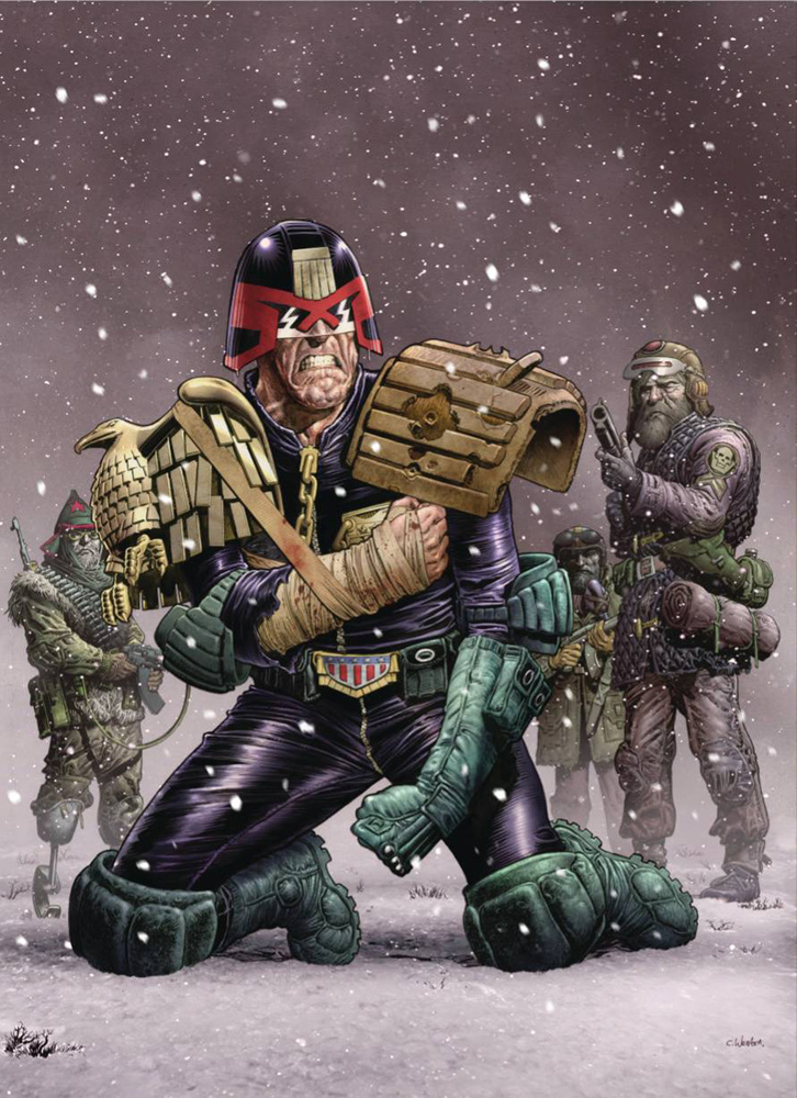 Image: 2000 A.D. Pack  (FEB18) - Rebellion / 2000AD