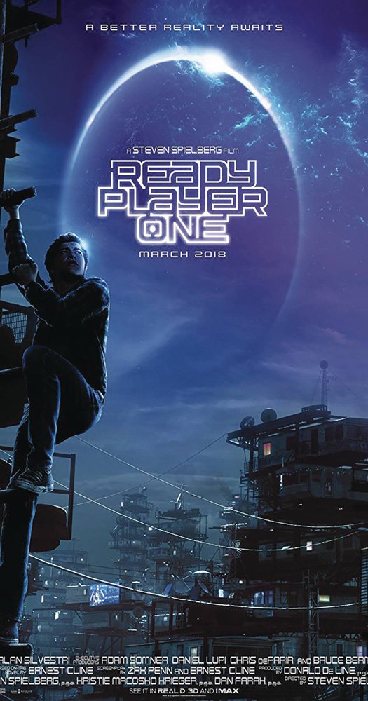 Image: Art of Ready Player One HC  - Insight Editions