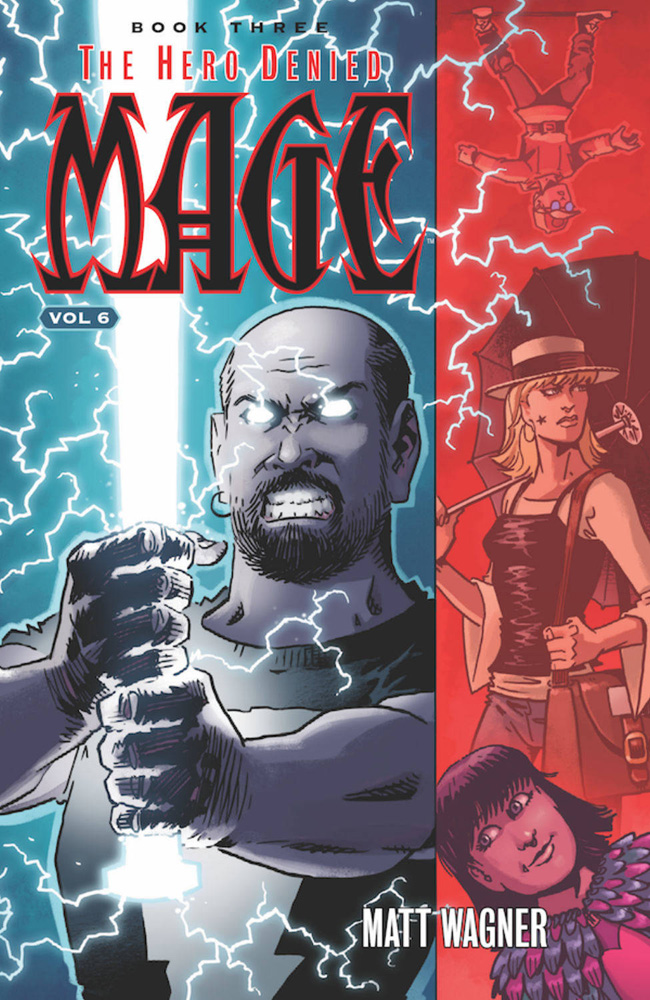Image: Mage Book Three: The Hero Denied Vol. 06 SC  - Image Comics
