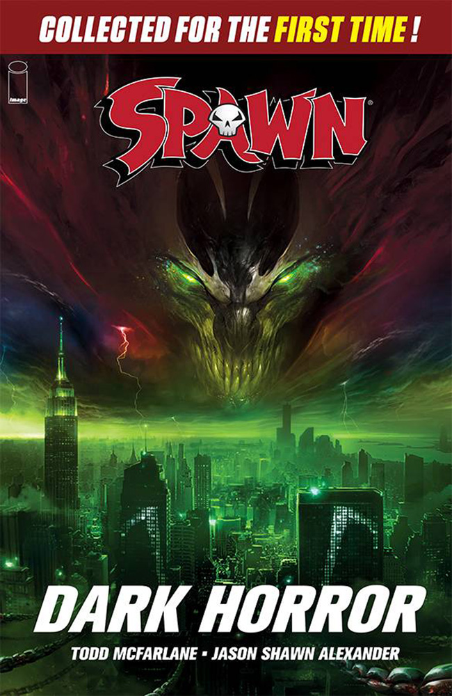 Image: Spawn: Dark Horror SC  - Image Comics