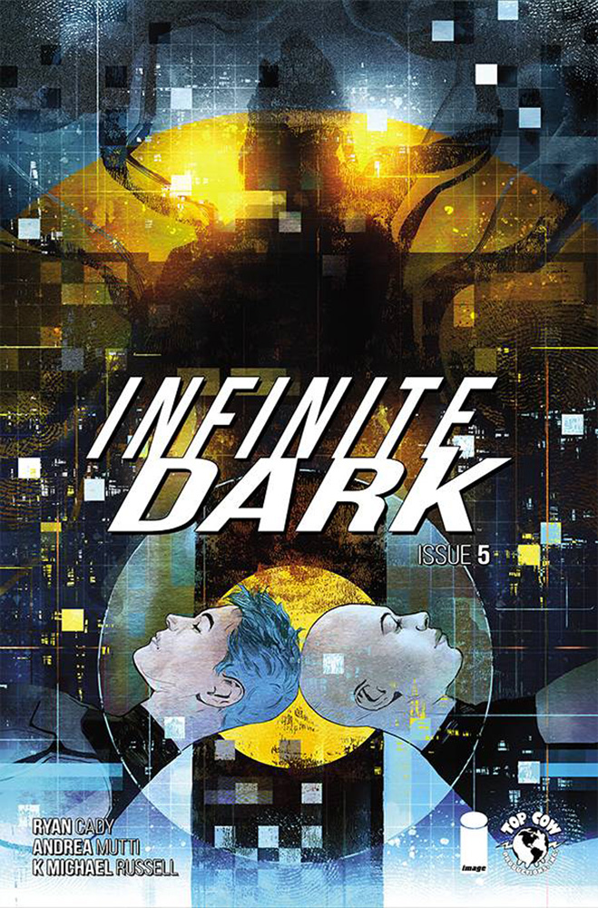 Image: Infinite Dark #5 - Image Comics-Top Cow