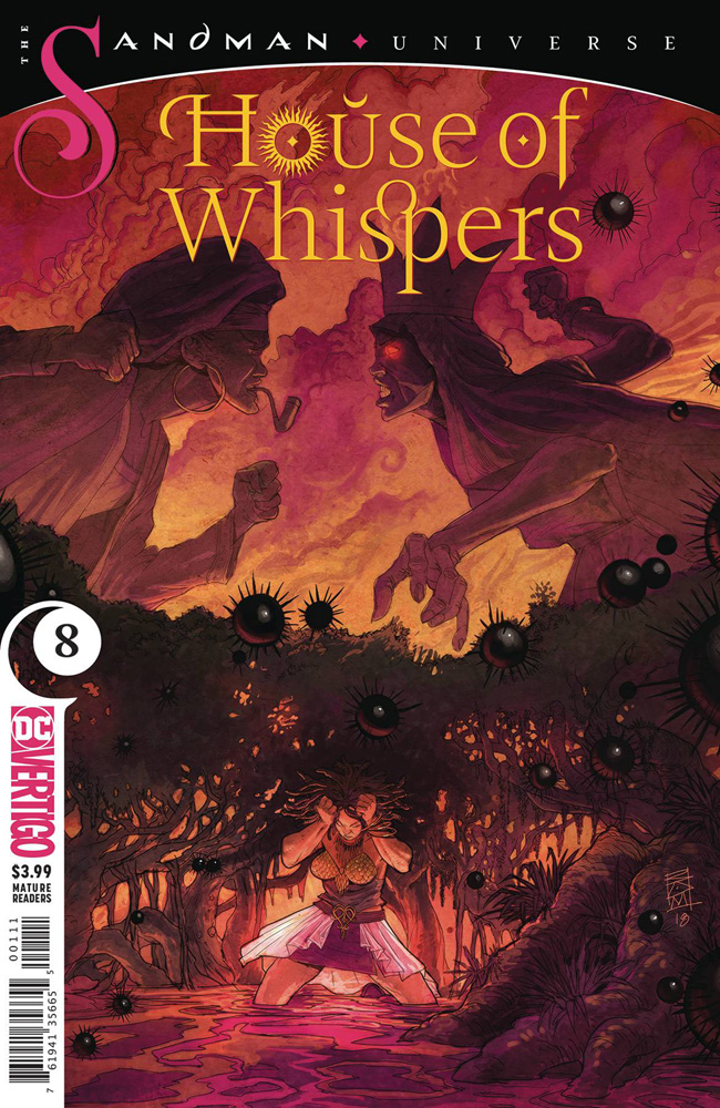 Image: House of Whispers #8 - DC Comics - Vertigo
