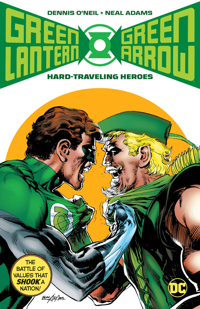 Image: Green Lantern / Green Arrow: Hard Traveling Heroes SC  (new edition) - DC Comics