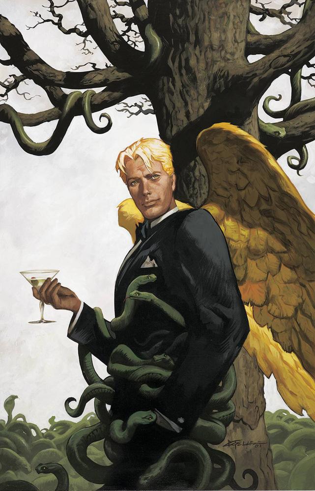 Lucifer Omnibus Volume 1