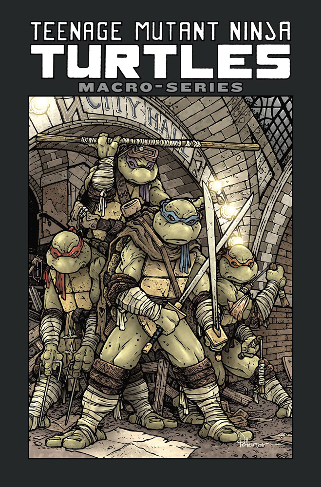 Image: Teenage Mutant Ninja Turtles: Macro-Series SC  - IDW Publishing