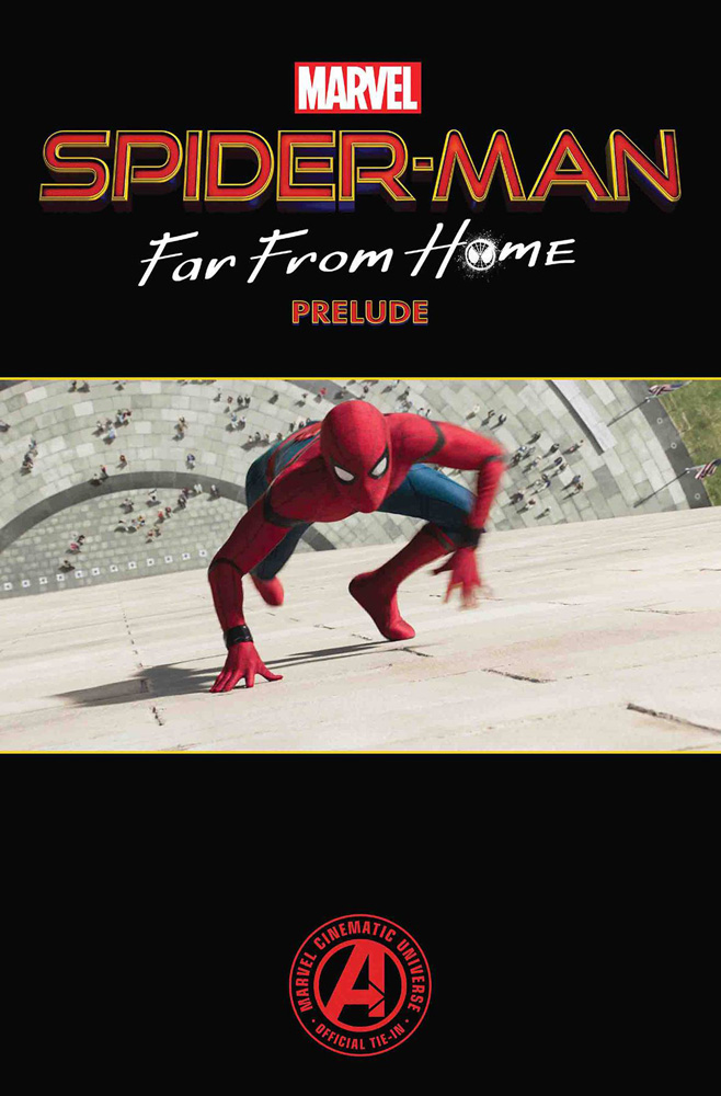 Image: Spider-Man: Far from Home Prelude #2 - Marvel Comics