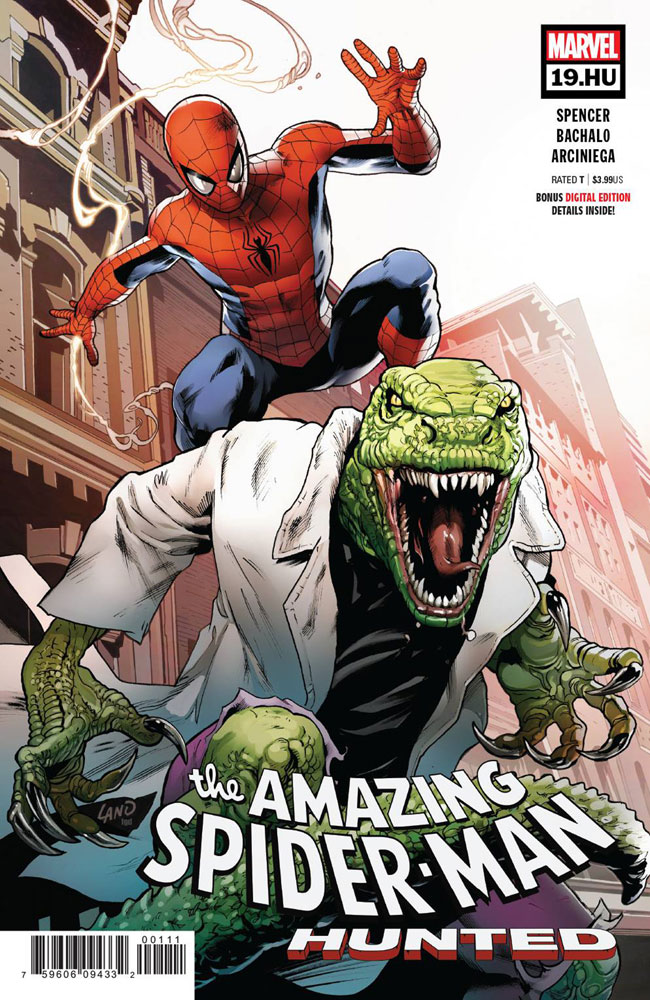 Image: Amazing Spider-Man 19.HU - Marvel Comics