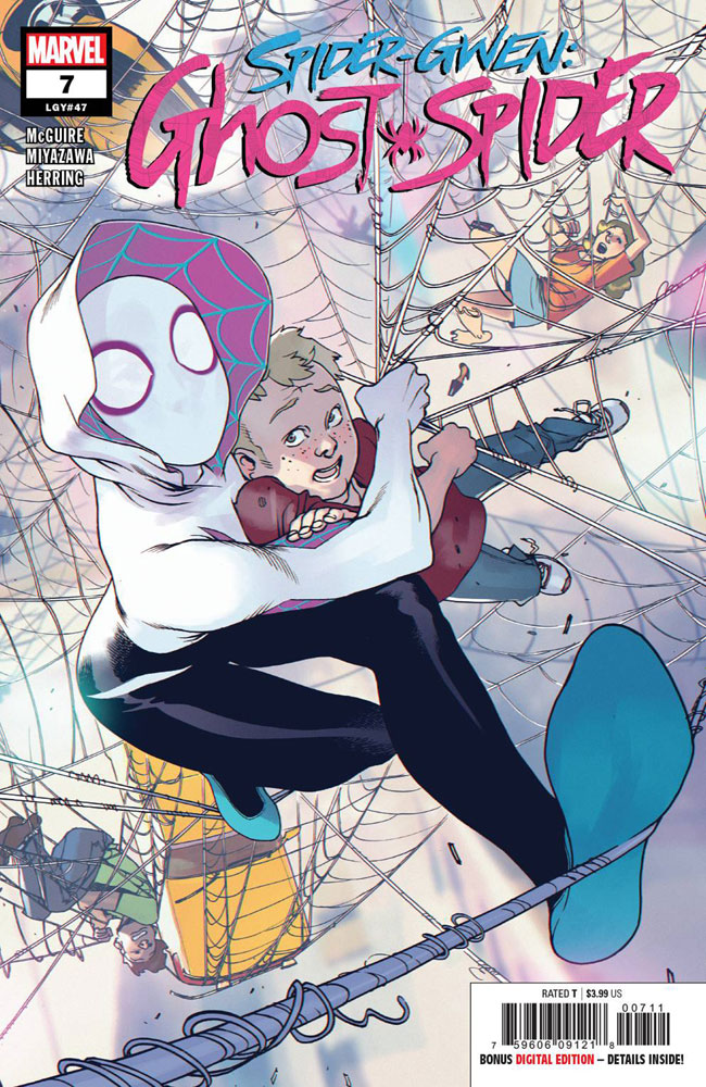 Image: Spider-Gwen: Ghost-Spider #7  [2019] - Marvel Comics