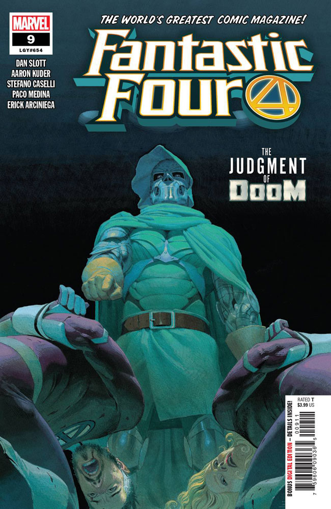 Image: Fantastic Four #9  [2019] - Marvel Comics
