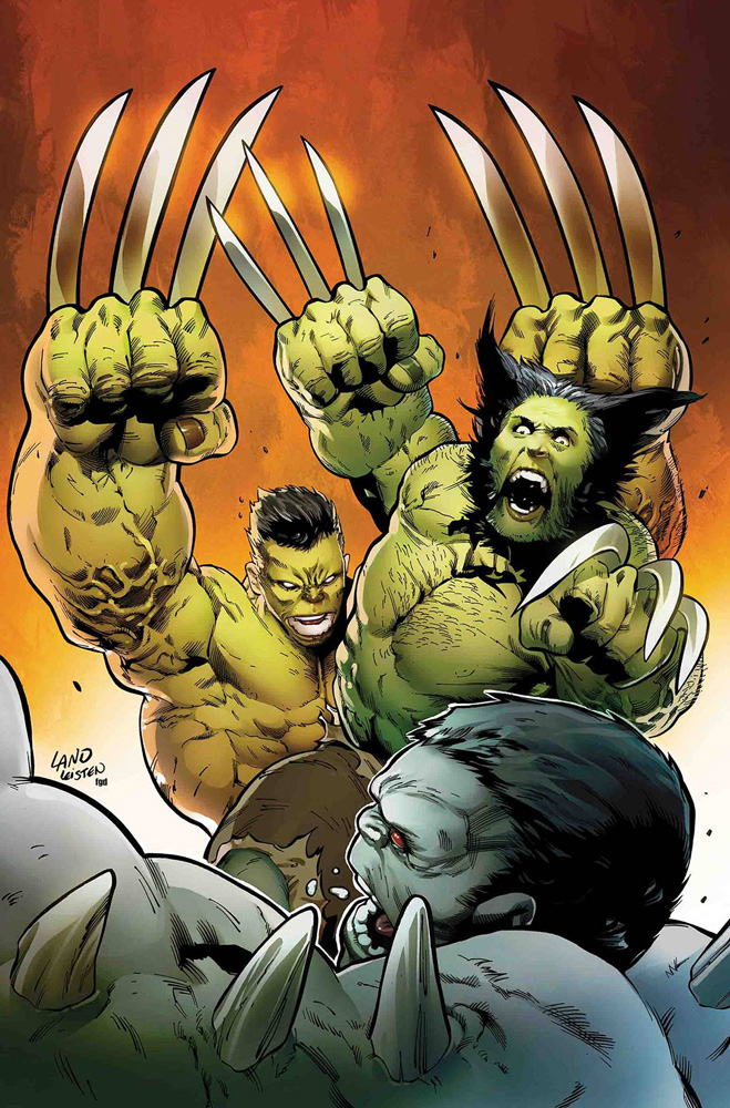 Image: Hulkverines #3 - Marvel Comics