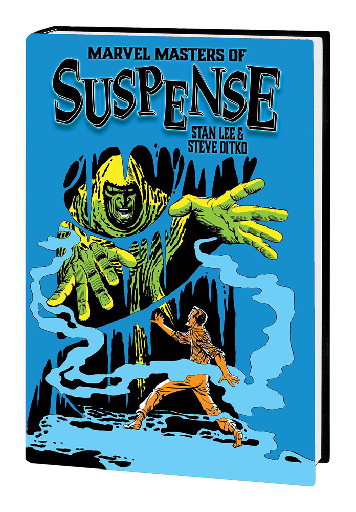 Masters of Suspense: Stan Lee and Steve Ditko Volume 1