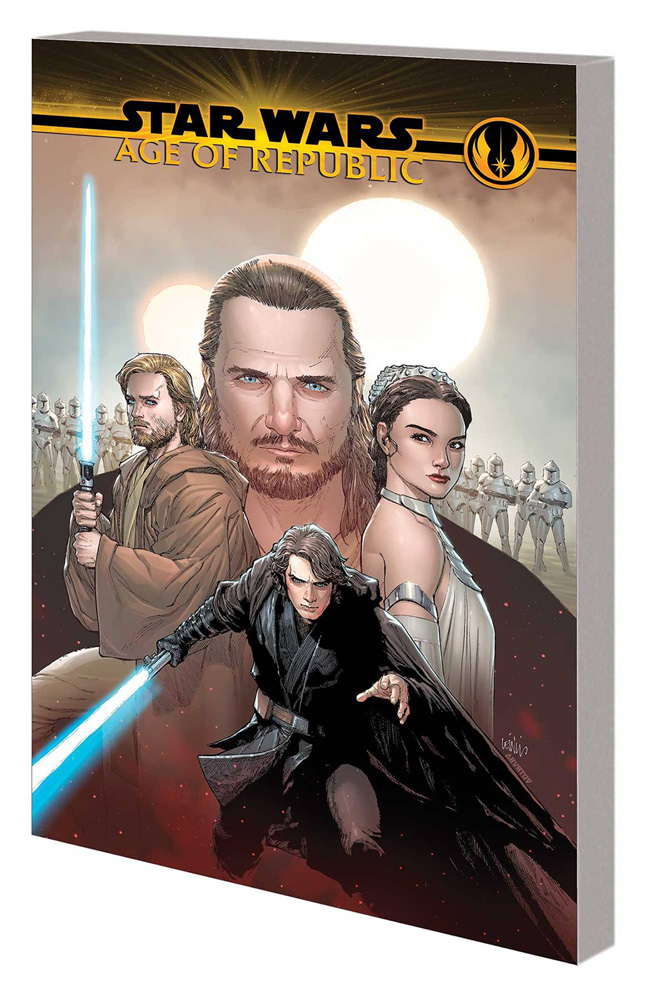 Image: Star Wars: Age of Republic - Heroes SC  - Marvel Comics