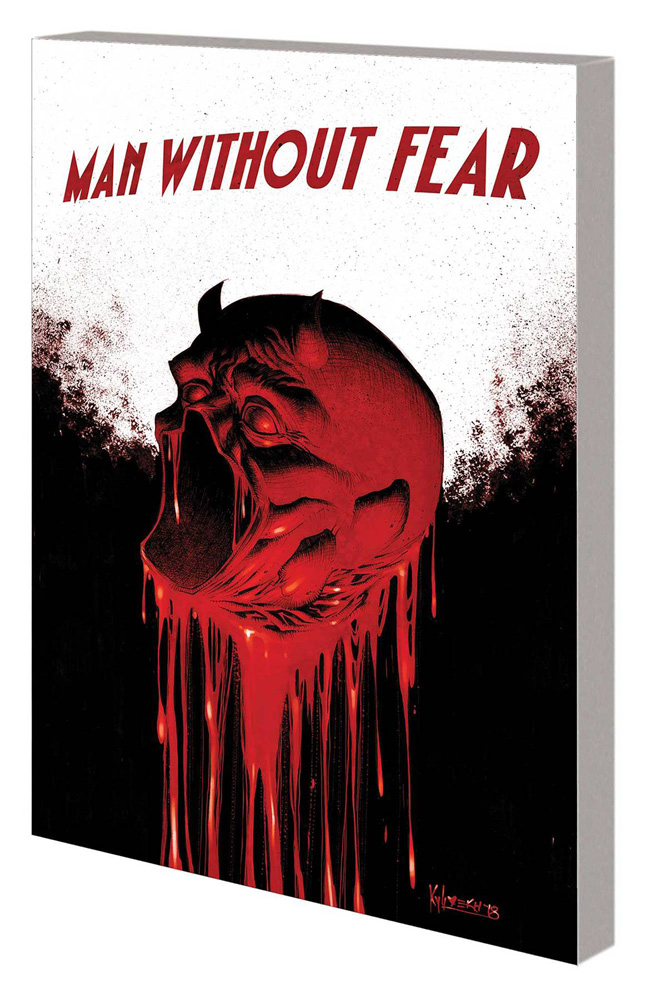 Image: Man Without Fear: The Death of Daredevil SC  - Marvel Comics