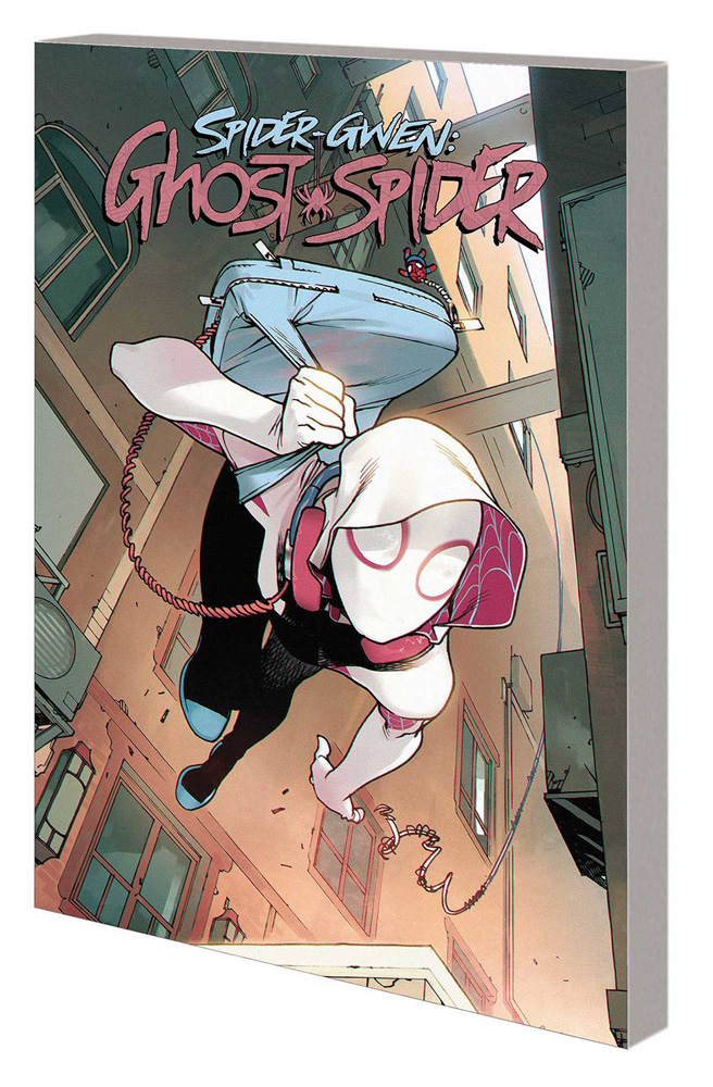 Image: Spider-Gwen: Ghost-Spider Vol. 01 - Spider-Geddon SC  - Marvel Comics