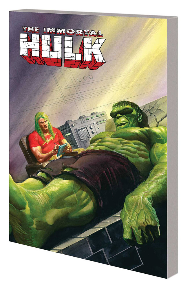 Image: Immortal Hulk Vol. 03: Hulk in Hell SC  - Marvel Comics