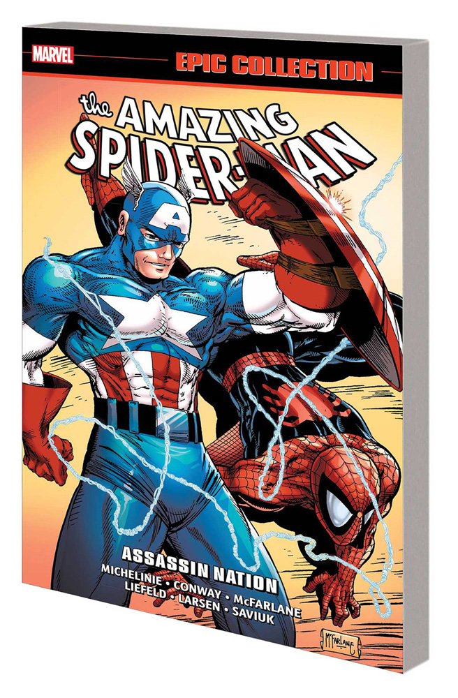 Image: Amazing Spider-Man Epic Collection: Assassin Nation SC  - Marvel Comics