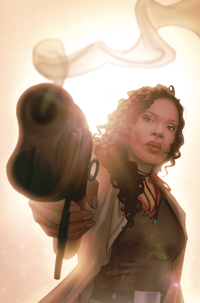 Image: Firefly #5 (incentive cover - Forbes) (15-copy)  [2019] - Boom! Studios