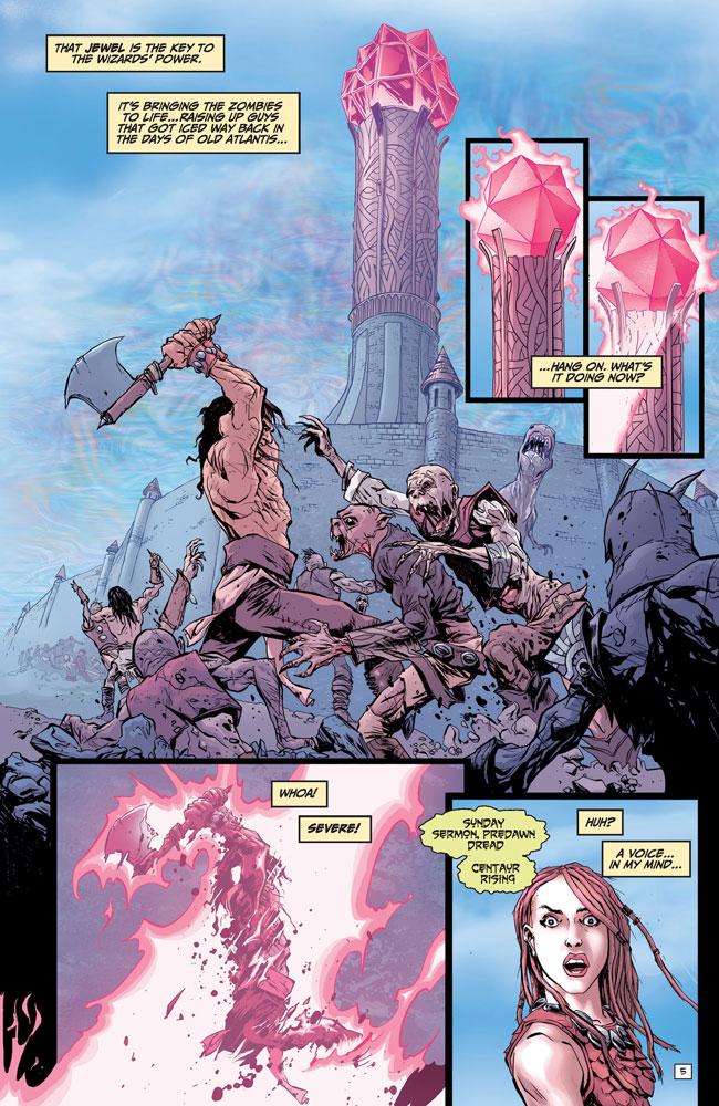 Bronze Age Boogie #1 - Ahoy Comics