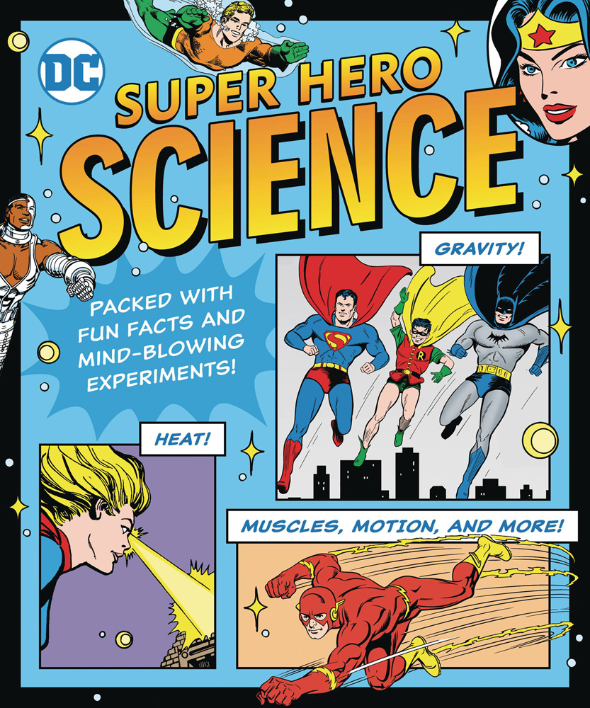 Image: DC Super Hero Science SC  - Downtown Bookworks
