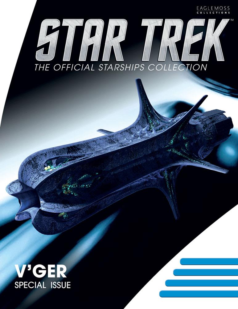 Star Trek Official Starships Collection Special: V'ger  - Eaglemoss Publications Ltd