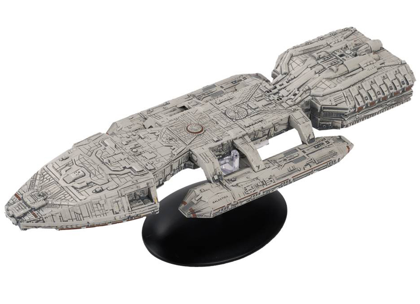 Image: Battlestar Galactica Official Ships Collection: Classic Galactica  - Eaglemoss Publications Ltd
