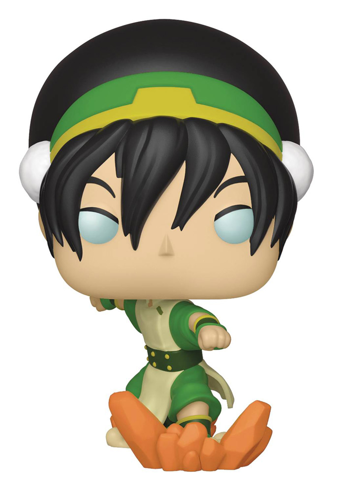 Image: Pop! Animation Vinyl Figure 537: Avatar the Last Airbender - Toph  - Funko