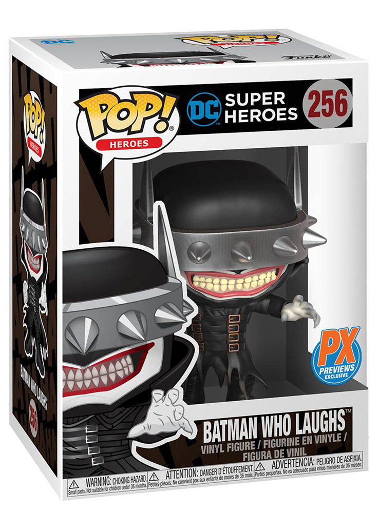 Pop! DC Heroes Vinyl Figure: Batman Who Laughs  - Funko