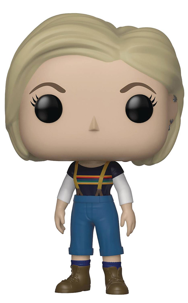 Image: POP! Television Vinyl Figure 686: Doctor Who - Thirteenth Doctor  - Funko