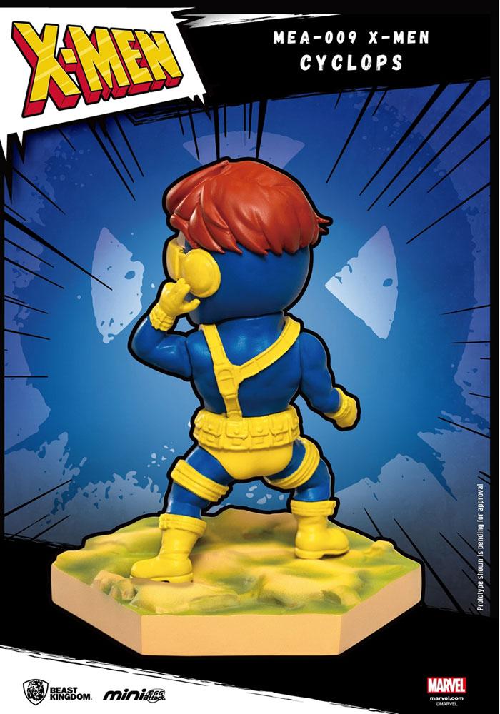 Marvel X-Men Mea-009 Figure: Cyclops  - Beast Kingdom Co., Ltd