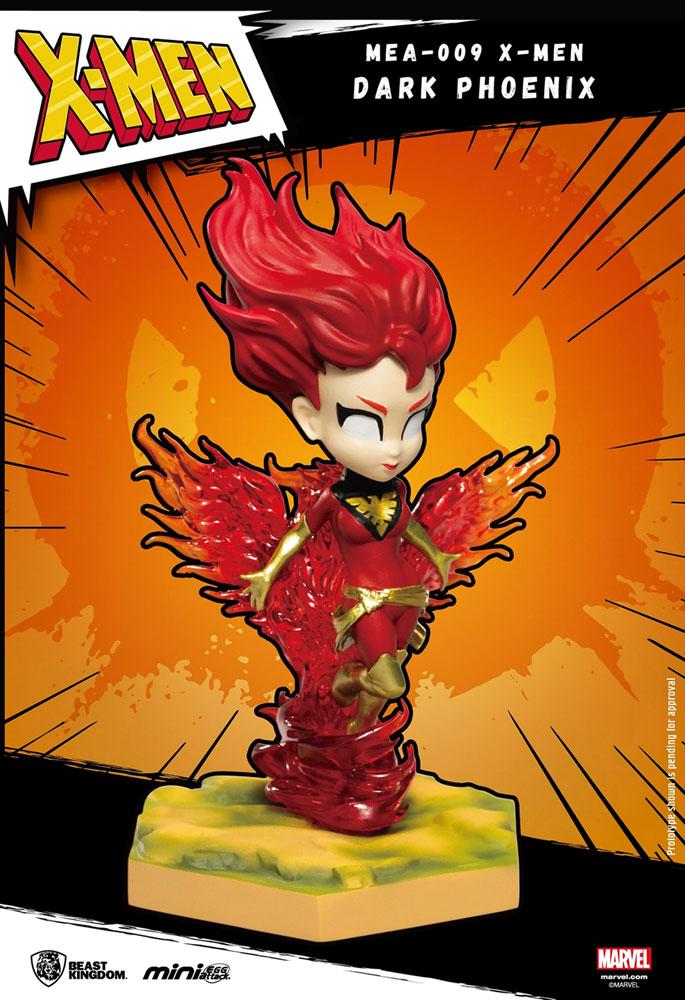 Marvel X-Men Mea-009 Figure: Dark Phoenix  - Beast Kingdom Co., Ltd