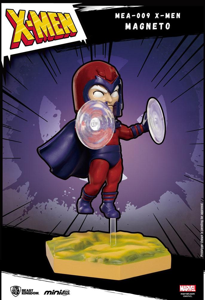 Marvel Mini-Egg Attack Figure: X-Men - Magneto  - Beast Kingdom Co., Ltd
