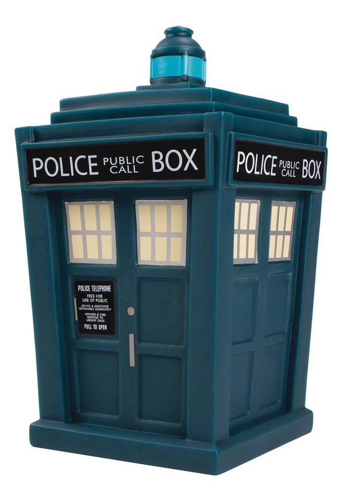 Doctor Who 3-Inch Kawaii Twin-Pack: Thirteenth Doctor and Tardis  - Titan Books Uk