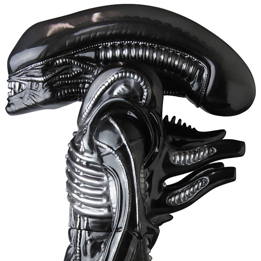 King-Size Alien Sofubi Vinyl Figure  - Medicom Toy Corporation